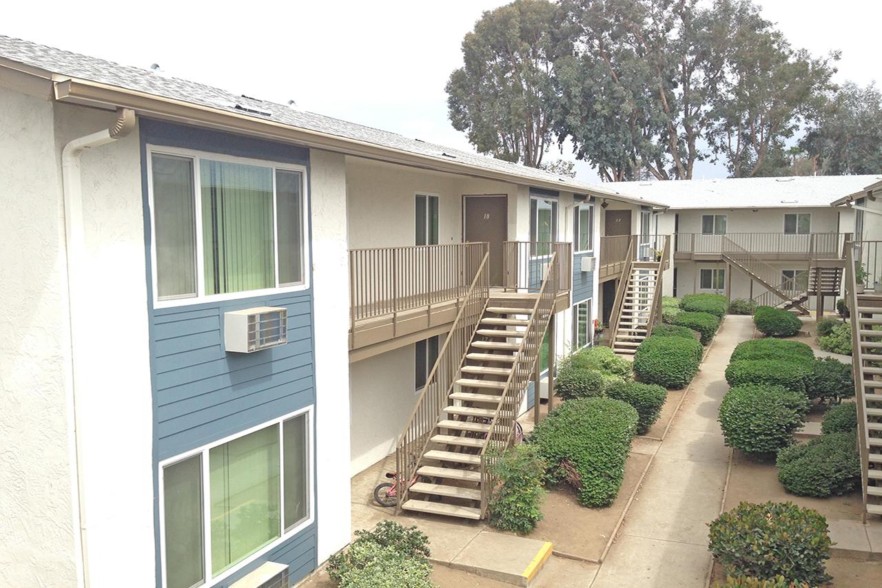 Maplewood Apartments – San Diego