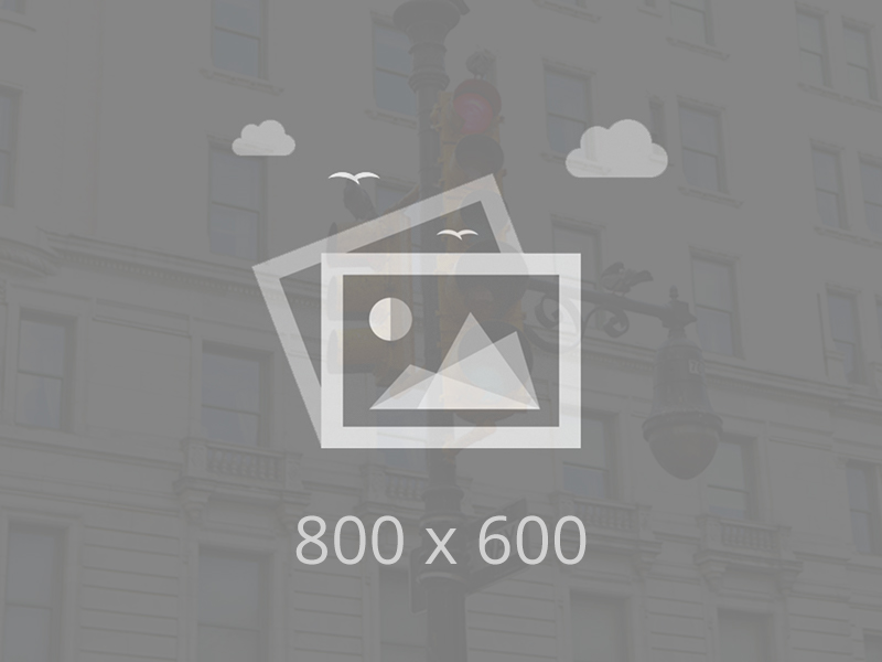 800 x 600 Sample Image