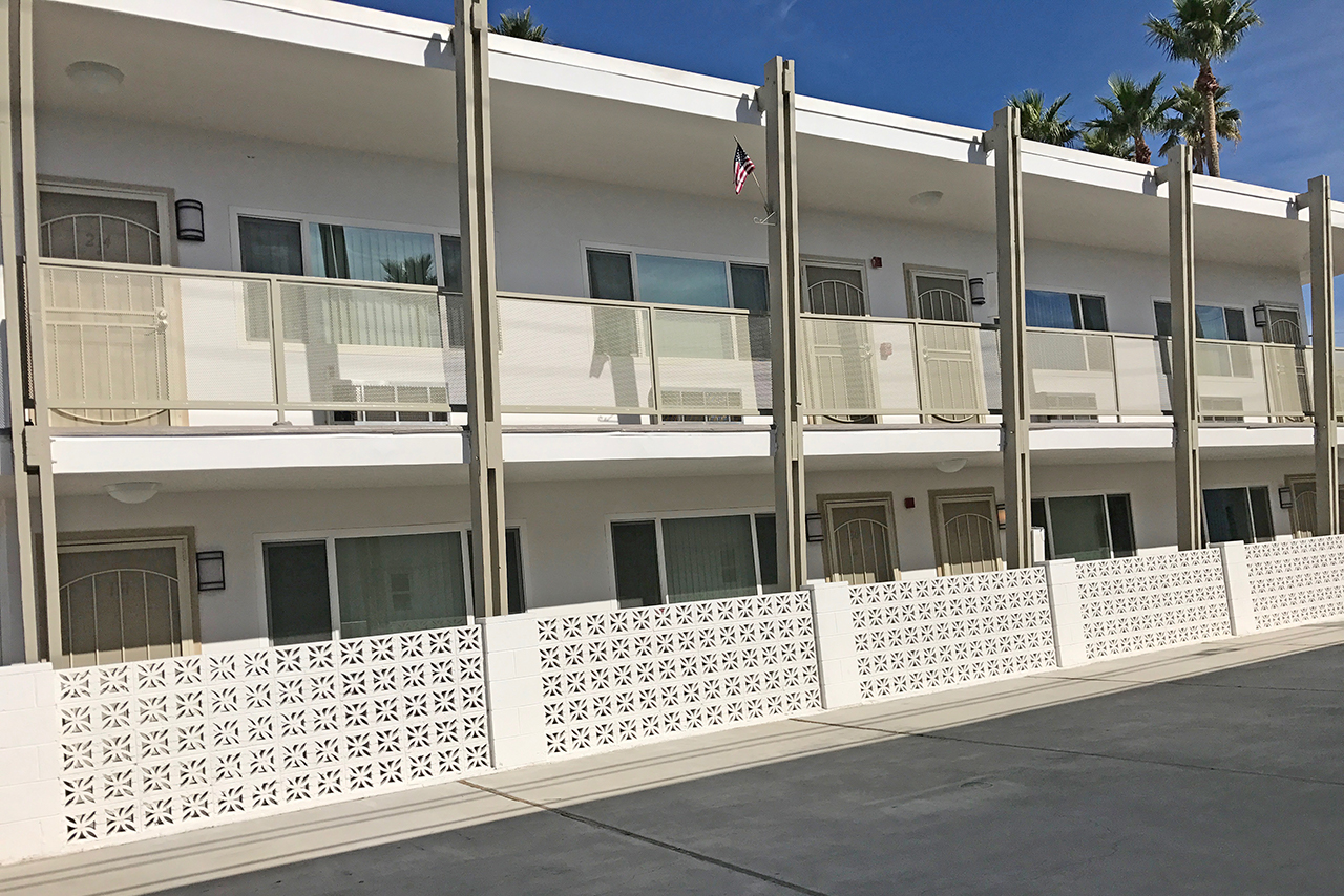 Linda Vista Senior Apartments – Palm Desert